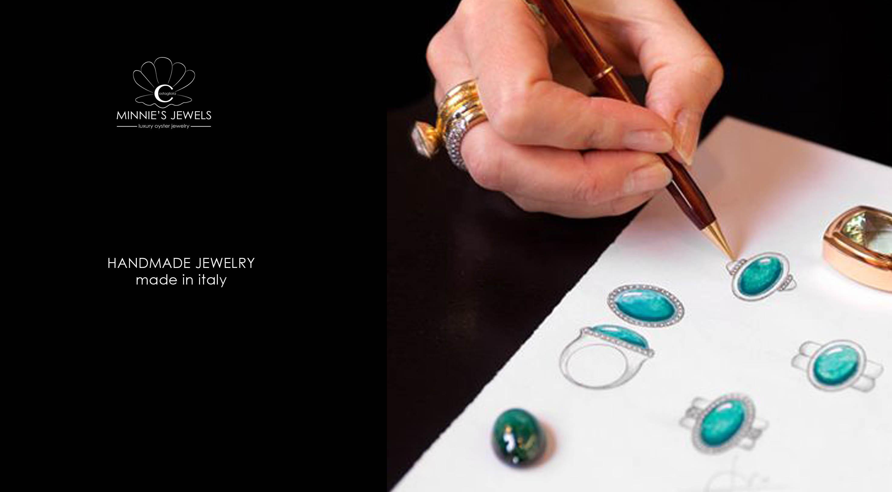 minniesjewels - Handmade Jewelry - made in Italy