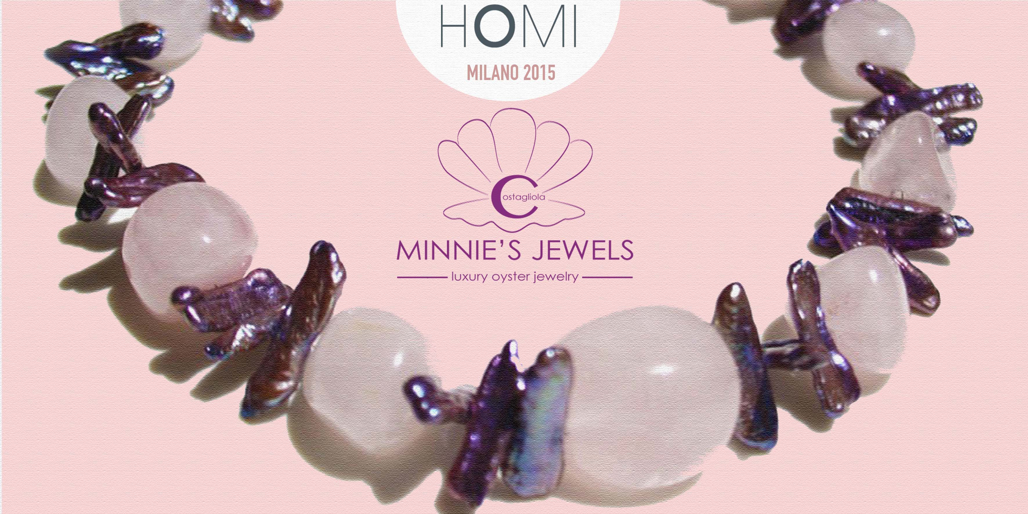 MINNIES JEWELS HOMI MILANO 2015