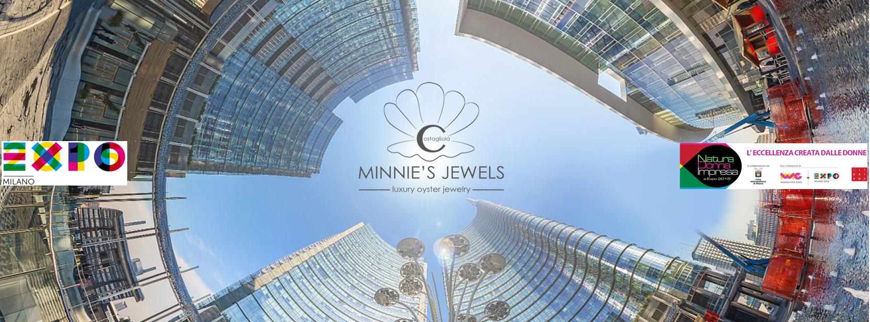 Minnies Jewels sbarca in Expò